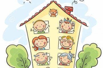 Daugavpils pilsētas 1.pirmsskolas izglītības iestādes audzēkņu attālinātā mācīšanās mājās
