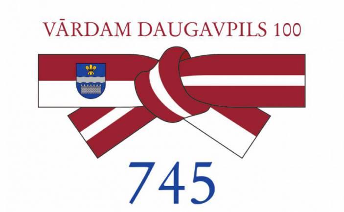 Sveicam Daugavpils pilsētu 745. Dzimšanas dienā!