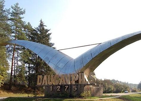 Sveicam Daugavpils pilsētu 746. Dzimšanas dienā!